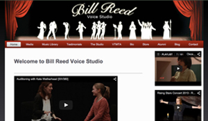 Bill Reed Voice Studio