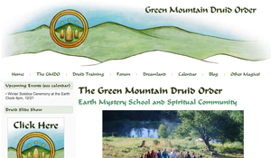 Green Mountain Druid Order